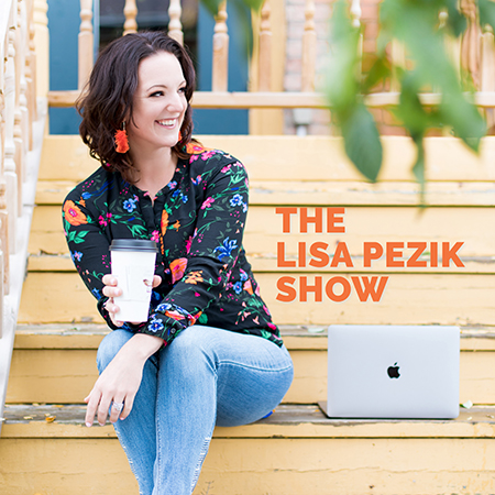 The Lisa Pezik Show - Podcast on iTunes